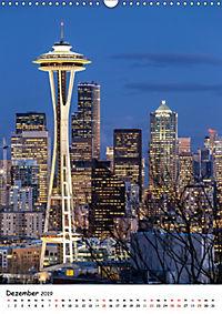Seattle - Moderne Stadt des Nordwestens (Wandkalender 2019 DIN A3 hoch) - Produktdetailbild 12