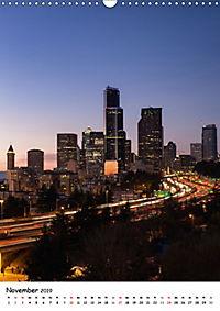 Seattle - Moderne Stadt des Nordwestens (Wandkalender 2019 DIN A3 hoch) - Produktdetailbild 11