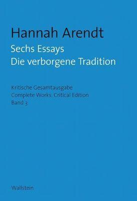 Sechs Essays, Hannah Arendt