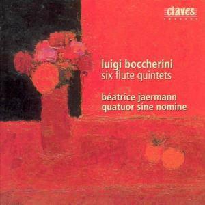 Sechs Flötenquintette, Beatrice Jaermann-Degex