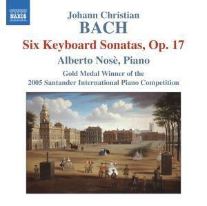 Sechs Klaviersonaten Op. 17, Alberto Nose
