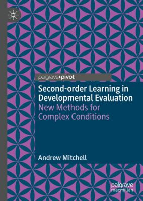 Second-order Learning in Developmental Evaluation, Andrew Mitchell