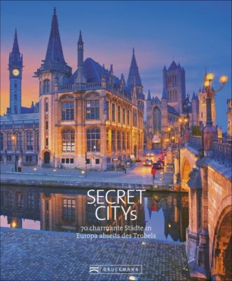 Secret Citys Europa - Henning Aubel |