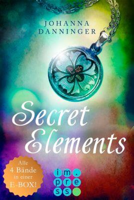 Secret Elements: Secret Elements: Alle 4 Bände der Reihe in einer E-Box!, Johanna Danninger