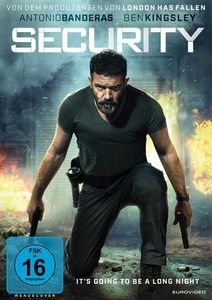 Security - It's Going to Be a Long Night, Antonio Banderas, Sir Ben Kingsley