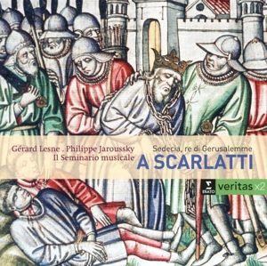 Sedecia,Re Di Gerusalemme, Philippe Jaroussky, Gerard Lesne, Various