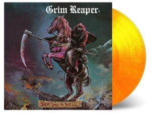 See You In Hell (Ltd Flammendes Vinyl), Grim Reaper