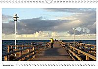 Seebrücken - Ein Streifzug entlang der Ostseeküste (Wandkalender 2019 DIN A4 quer) - Produktdetailbild 11