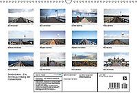 Seebrücken - Ein Streifzug entlang der Ostseeküste (Wandkalender 2019 DIN A3 quer) - Produktdetailbild 13