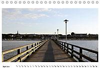 Seebrücken - Ein Streifzug entlang der Ostseeküste (Tischkalender 2019 DIN A5 quer) - Produktdetailbild 4