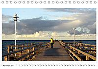 Seebrücken - Ein Streifzug entlang der Ostseeküste (Tischkalender 2019 DIN A5 quer) - Produktdetailbild 11
