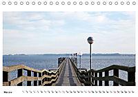 Seebrücken - Ein Streifzug entlang der Ostseeküste (Tischkalender 2019 DIN A5 quer) - Produktdetailbild 5