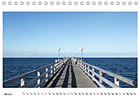 Seebrücken - Ein Streifzug entlang der Ostseeküste (Tischkalender 2019 DIN A5 quer) - Produktdetailbild 7