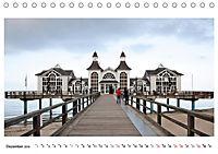 Seebrücken - Ein Streifzug entlang der Ostseeküste (Tischkalender 2019 DIN A5 quer) - Produktdetailbild 12