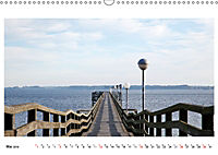 Seebrücken - Ein Streifzug entlang der Ostseeküste (Wandkalender 2019 DIN A3 quer) - Produktdetailbild 5
