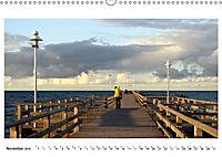 Seebrücken - Ein Streifzug entlang der Ostseeküste (Wandkalender 2019 DIN A3 quer) - Produktdetailbild 11
