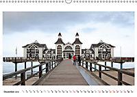 Seebrücken - Ein Streifzug entlang der Ostseeküste (Wandkalender 2019 DIN A3 quer) - Produktdetailbild 12