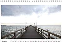 Seebrücken - Ein Streifzug entlang der Ostseeküste (Wandkalender 2019 DIN A4 quer) - Produktdetailbild 1
