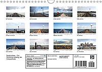 Seebrücken - Ein Streifzug entlang der Ostseeküste (Wandkalender 2019 DIN A4 quer) - Produktdetailbild 13