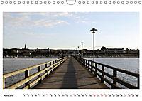 Seebrücken - Ein Streifzug entlang der Ostseeküste (Wandkalender 2019 DIN A4 quer) - Produktdetailbild 4