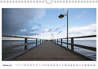Seebrücken - Ein Streifzug entlang der Ostseeküste (Wandkalender 2019 DIN A4 quer) - Produktdetailbild 2