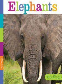 Seedlings: Elephants, Kate Riggs
