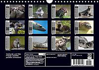 Seehunde und Otter. Putzige Gesellen, perfekte Schwimmer (Wandkalender 2019 DIN A4 quer) - Produktdetailbild 13