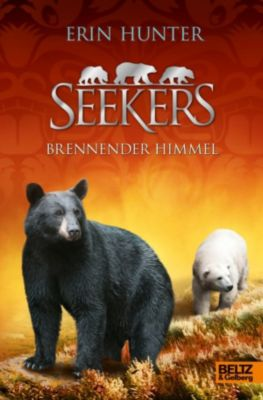 Seekers. Brennender Himmel, Erin Hunter