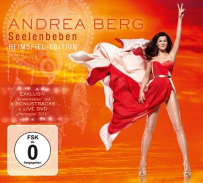 Seelenbeben - Heimspiel-Edition (CD+DVD), Andrea Berg