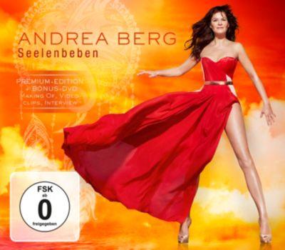 Seelenbeben (Limitierte Premium Edition, CD+Bonus-DVD), Andrea Berg