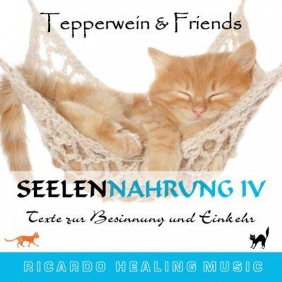 Seelennahrung 4: Texte zur Besinnung und Einkehr (Tepperwein and Friends)