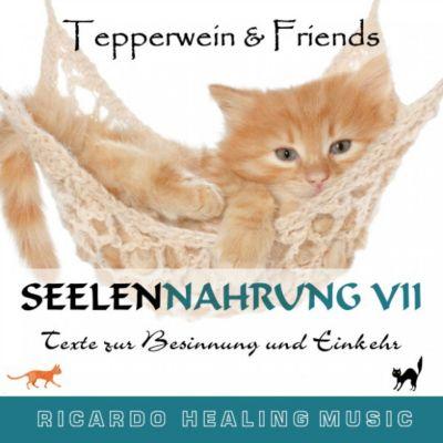 Seelennahrung 7: Texte zur Besinnung und Einkehr (Tepperwein and Friends)