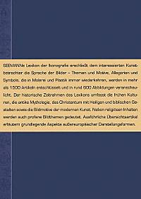 Seemanns Lexikon der Ikonografie - Produktdetailbild 1