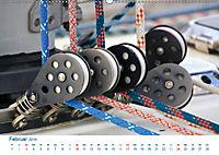Seemannsgarn 2019. Impressionen von Tau und Takelage (Wandkalender 2019 DIN A2 quer) - Produktdetailbild 2