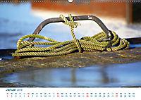 Seemannsgarn 2019. Impressionen von Tau und Takelage (Wandkalender 2019 DIN A2 quer) - Produktdetailbild 1