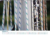 Seemannsgarn 2019. Impressionen von Tau und Takelage (Wandkalender 2019 DIN A2 quer) - Produktdetailbild 8