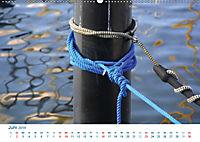 Seemannsgarn 2019. Impressionen von Tau und Takelage (Wandkalender 2019 DIN A2 quer) - Produktdetailbild 6