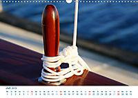 Seemannsgarn 2019. Impressionen von Tau und Takelage (Wandkalender 2019 DIN A3 quer) - Produktdetailbild 7