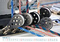 Seemannsgarn 2019. Impressionen von Tau und Takelage (Wandkalender 2019 DIN A4 quer) - Produktdetailbild 2