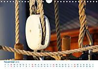 Seemannsgarn 2019. Impressionen von Tau und Takelage (Wandkalender 2019 DIN A4 quer) - Produktdetailbild 11