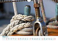 Seemannsgarn 2019. Impressionen von Tau und Takelage (Wandkalender 2019 DIN A4 quer) - Produktdetailbild 3