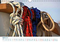 Seemannsgarn 2019. Impressionen von Tau und Takelage (Wandkalender 2019 DIN A4 quer) - Produktdetailbild 4