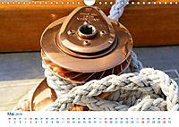 Seemannsgarn 2019. Impressionen von Tau und Takelage (Wandkalender 2019 DIN A4 quer) - Produktdetailbild 5