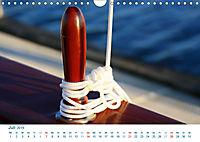 Seemannsgarn 2019. Impressionen von Tau und Takelage (Wandkalender 2019 DIN A4 quer) - Produktdetailbild 7