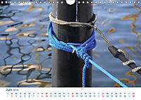 Seemannsgarn 2019. Impressionen von Tau und Takelage (Wandkalender 2019 DIN A4 quer) - Produktdetailbild 6
