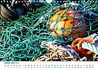 Seemannsgarn 2019. Impressionen von Tau und Takelage (Wandkalender 2019 DIN A4 quer) - Produktdetailbild 12