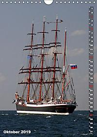 Segelromantik - Grosssegler auf der Ostsee (Wandkalender 2019 DIN A4 hoch) - Produktdetailbild 10