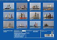 Segelschiffe auf dem Limfjord (Wandkalender 2019 DIN A3 quer) - Produktdetailbild 5
