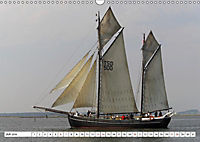 Segelschiffe auf dem Limfjord (Wandkalender 2019 DIN A3 quer) - Produktdetailbild 11