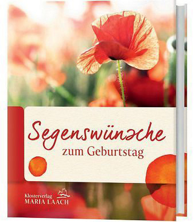 Segenswünsche Zum Geburtstag Buch Bei Weltbildde Bestellen